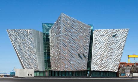 Titanic-Belfast-visitor